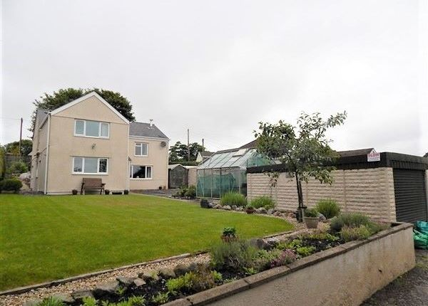 Thumbnail Detached house for sale in Llangynidr Road, Beaufort, Ebbw Vale