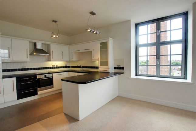 1 bed flat for sale in Apartment 19 West Block, Shaddongate, Carlisle, Cumbria
