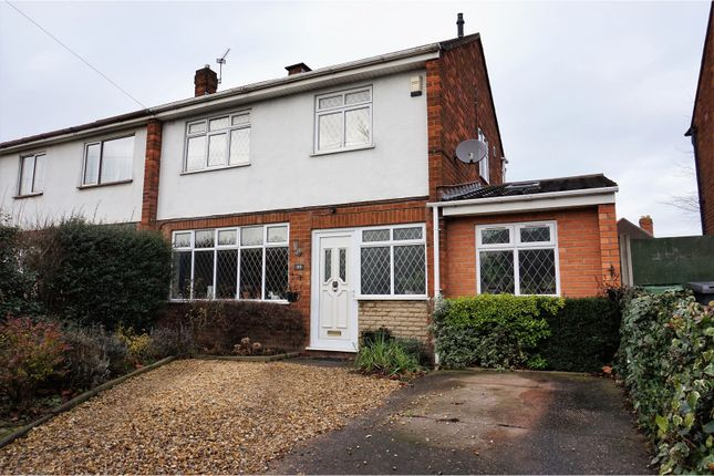 Thumbnail Semi-detached house for sale in Blackhalve Lane, Wolverhampton