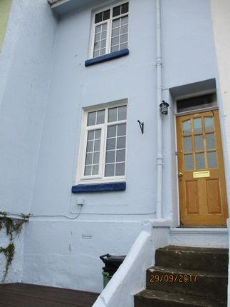 Thumbnail Cottage to rent in Mount Pleasant Road, Brixham