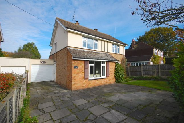 Thumbnail Detached house for sale in Private Road, Chelmsford