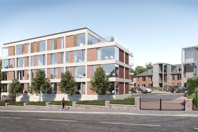 Thumbnail Flat for sale in Springfield Court, Harrogate, North Yorkshire