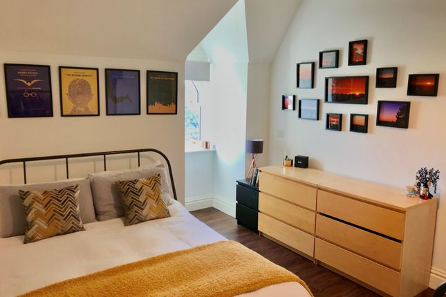 Bedroom of King Edwards Square, Sutton Coldfield B73