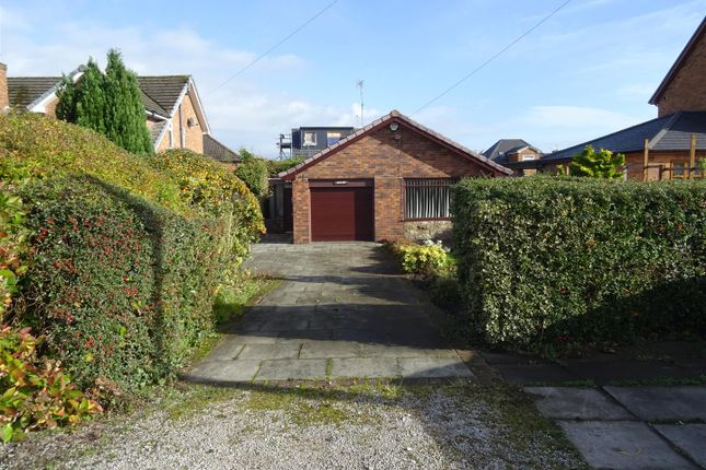 Thumbnail Detached bungalow for sale in Houghtons Lane, Eccleston, St. Helens