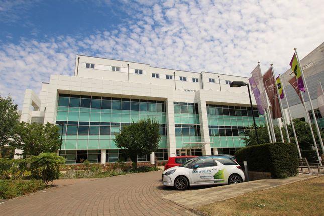 Thumbnail Flat to rent in Tewin Road Business Centre, Garden Court, Welwyn Garden City