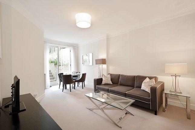 Thumbnail Flat to rent in Lexham Gardens, Kensington, London