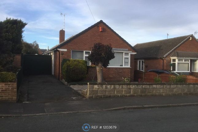 Thumbnail Bungalow to rent in Portland Close, Mickleover, Derby