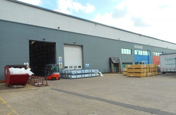 Thumbnail Warehouse to let in Amethyst 2, Crown Point, Telford, Shropshire