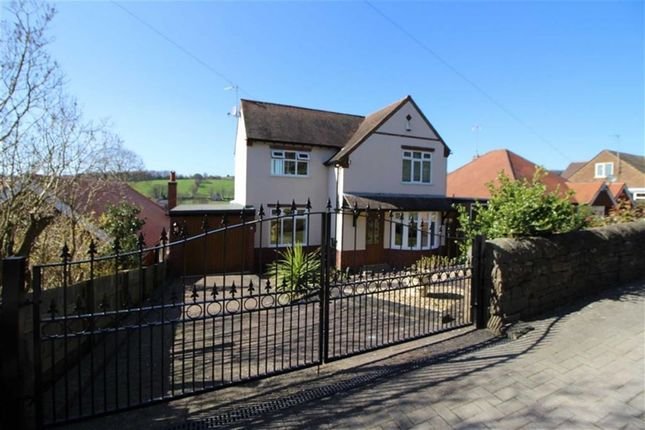 Thumbnail Detached house for sale in Shire Oaks, Belper, Derbys