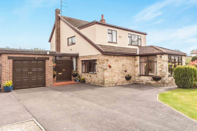 Thumbnail Detached house for sale in West Park, Hartlepool
