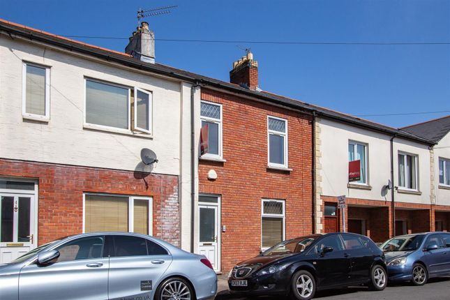 Thumbnail Terraced house to rent in Mortimer Road, Cardiff