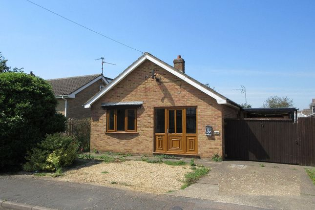 3 bed bungalow to rent in Pendula Road, Wisbech PE13