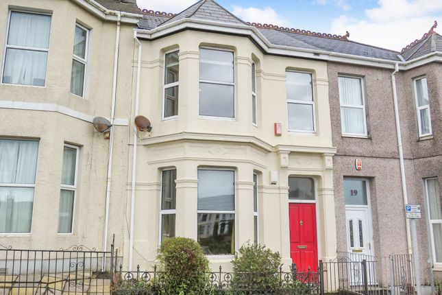 Thumbnail Flat for sale in Knighton Road, St Judes, Plymouth