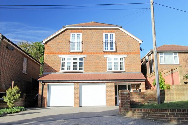 Thumbnail Detached house for sale in The Glen, Minster On Sea, Kent