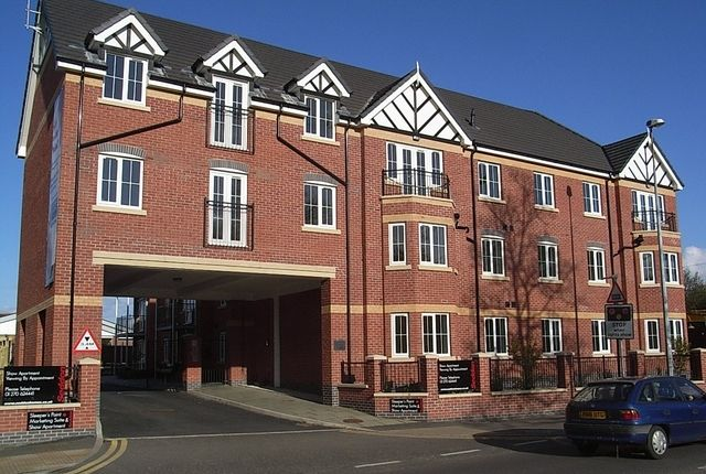 Thumbnail Flat to rent in Sleepers Point, Nantwich