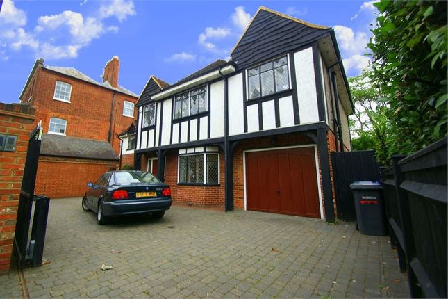 Thumbnail Detached house to rent in Windsor Road, Datchet, Berkshire