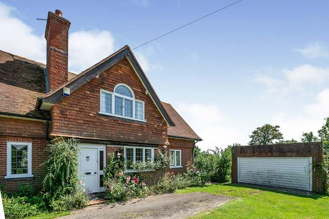 3 bed detached house for sale in Leasam Lane, Playden, Rye, East Sussex TN31