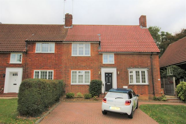 Thumbnail Maisonette to rent in Brockswood Lane, Welwyn Garden City