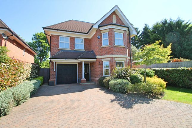 Thumbnail Detached house for sale in Lime Tree Close, Bushey