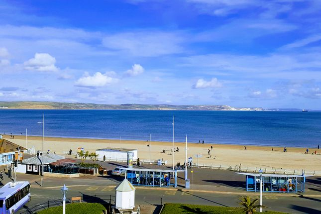 Thumbnail Block of flats for sale in The Esplanade, Weymouth