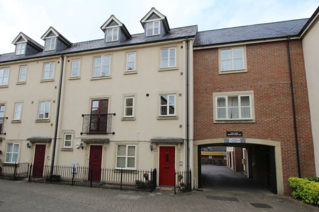 Thumbnail Town house for sale in Chapel Mews, Chippenham
