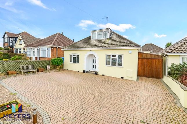 Thumbnail Detached bungalow for sale in Mossley Avenue, Parkstone, Poole