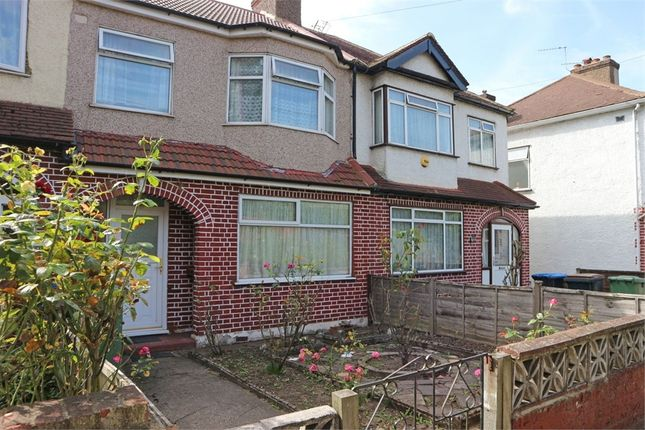 3 bed terraced house for sale in Manor Farm Road, Wembley, Greater London