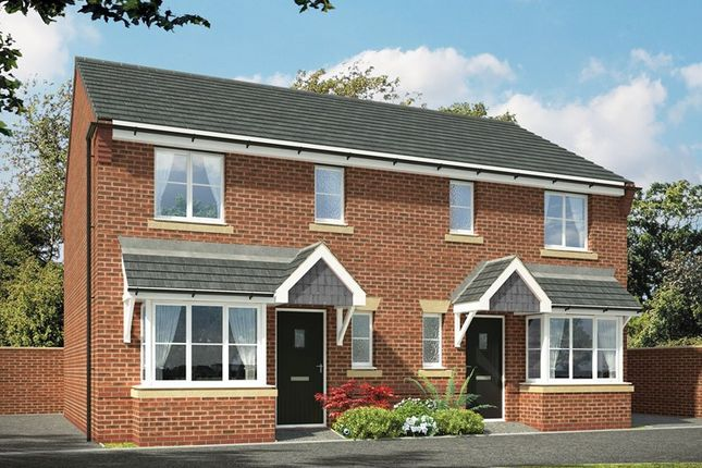 Thumbnail Semi-detached house for sale in Crompton Way, Bolton