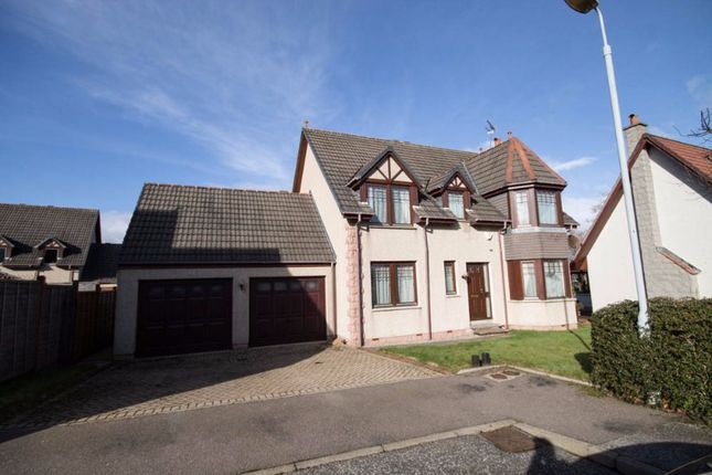 Thumbnail Detached house to rent in Macaulay Park, Hazlehead, Aberdeen