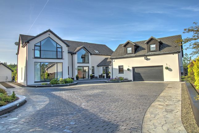 Thumbnail Detached house for sale in Falla Hill Place, Fauldhouse, Bathgate