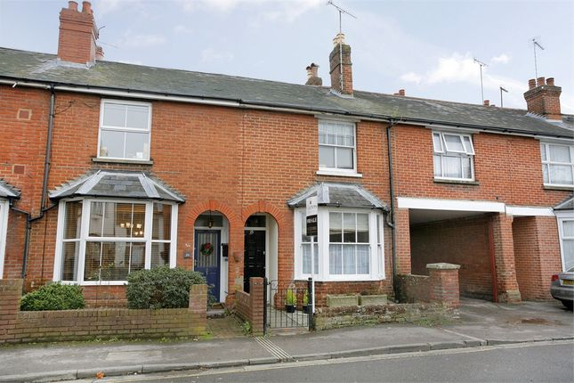 Thumbnail Terraced house to rent in Lower Brook Street, Winchester, Hampshire