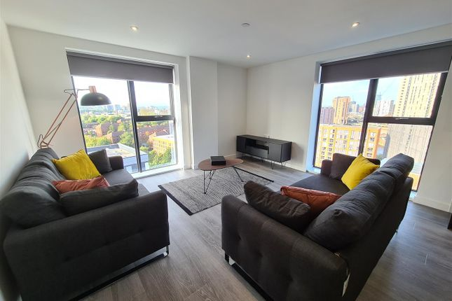 Thumbnail Flat for sale in Woden Street, Salford