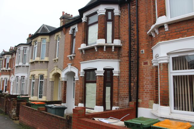 Thumbnail Terraced house to rent in Barrington Road, Eastham, London