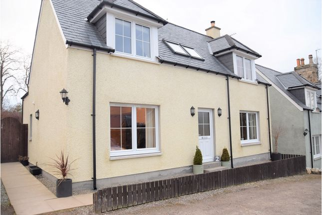 Thumbnail Detached house for sale in Thornhill, Tain