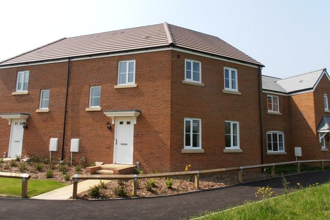 Thumbnail Semi-detached house to rent in Eagle Park, Yarnbrook, Trowbridge