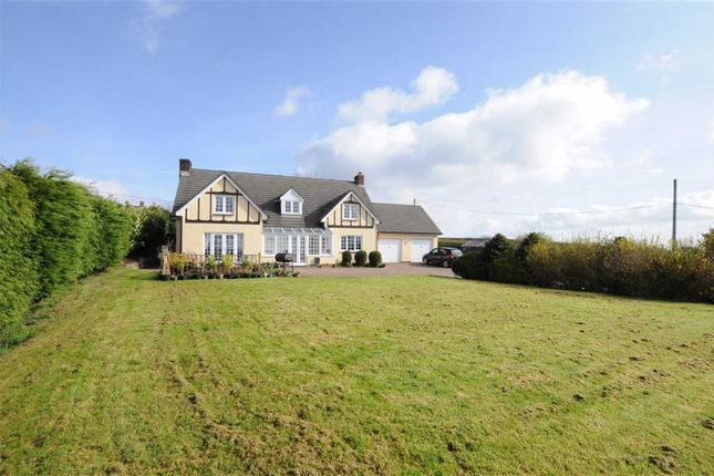 Thumbnail Detached house for sale in Oak Lane, Whitstone, Holsworthy, Devon