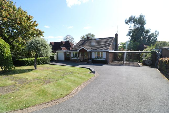 Thumbnail Detached bungalow for sale in Rowney Green Lane, Rowney Green, Alvechurch, Birmingham