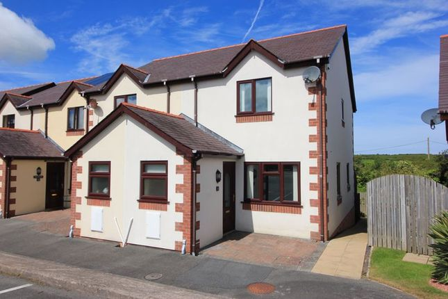 Thumbnail Terraced house for sale in Maes Capel, Cemaes Bay