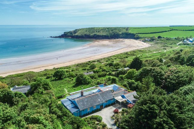 Thumbnail Detached house for sale in Mount Severn, Freshwater East, Pembroke, Pembrokeshire