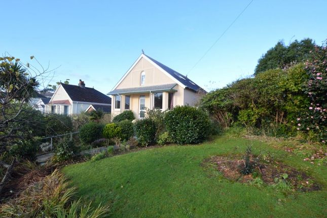 Thumbnail Detached bungalow for sale in St Stephens Road, Saltash, Cornwall