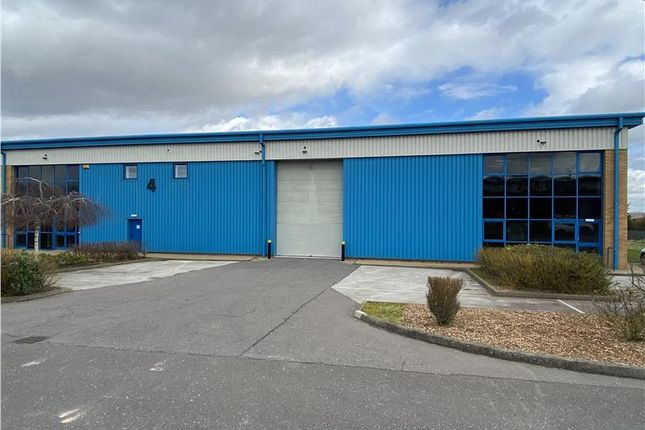 Thumbnail Industrial to let in Unit 4, Aerial Way, Hucknall, Nottingham, Nottinghamshire