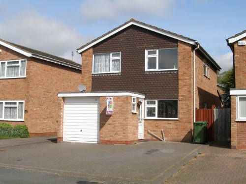 Thumbnail Detached house to rent in Brese Avenue, Woodloes, Warwick