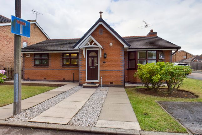 Thumbnail Detached bungalow for sale in Warning Tongue Lane, Bessacarr, Doncaster, South Yorkshire