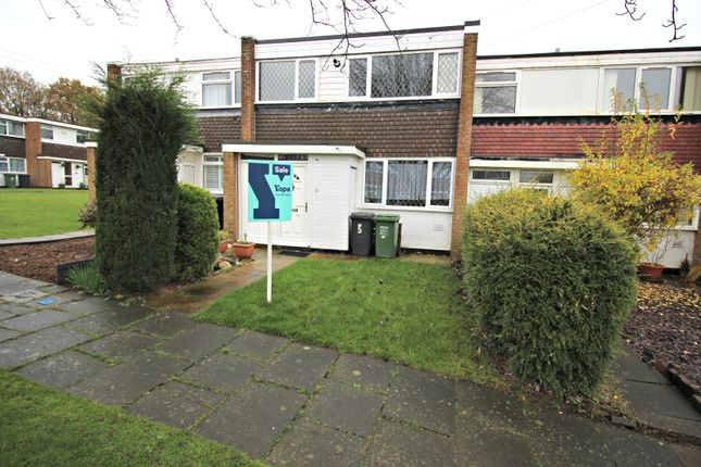 Thumbnail Terraced house for sale in Reyde Close, Redditch