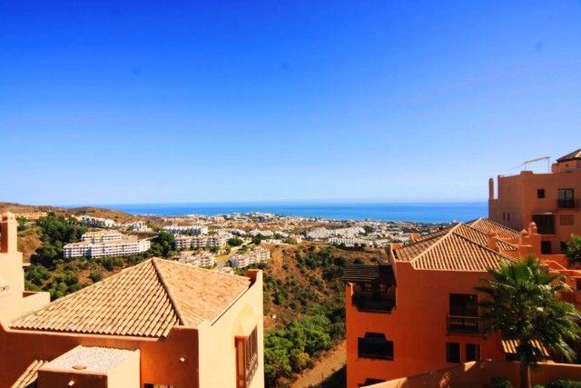 Vistas01 of Spain, Málaga, Mijas, Calahonda