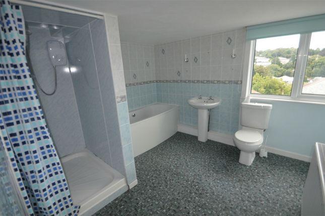 Thumbnail Maisonette to rent in Lower Market Street, Penryn