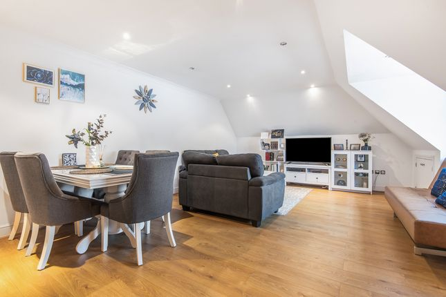 Thumbnail Flat for sale in Clarence Court, Lower Bourne, Farnham