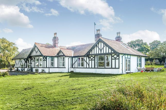 7 bedroom detached bungalow for sale in Lyme Road, Axminster