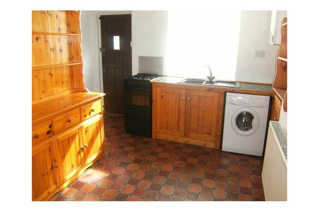 Thumbnail End terrace house to rent in Dinting Vale, Glossop