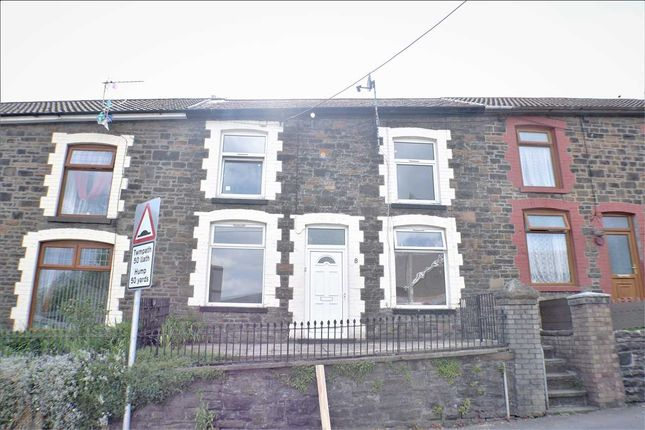 Terraced house for sale in Hendrecafn Road, Tonypandy